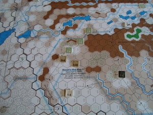 Early Game: British Advance North